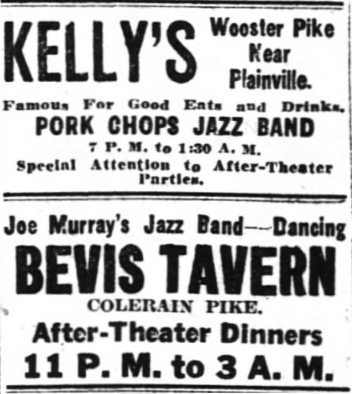 Bevis/Kelly's